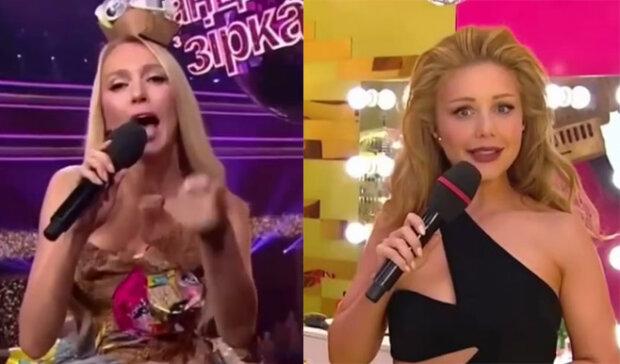 """Суперблондинка Полякова опустила Кароль в прямом эфире: """"Нечего деньги вывозить"""""""
