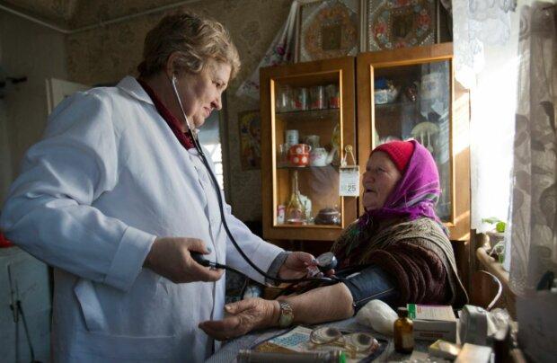 Семейный врач, фото: Unian