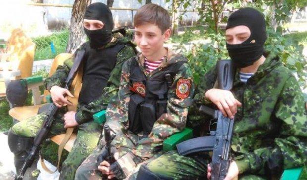 Террористы заставляют детей патрулировать блок-посты - ОБСЕ