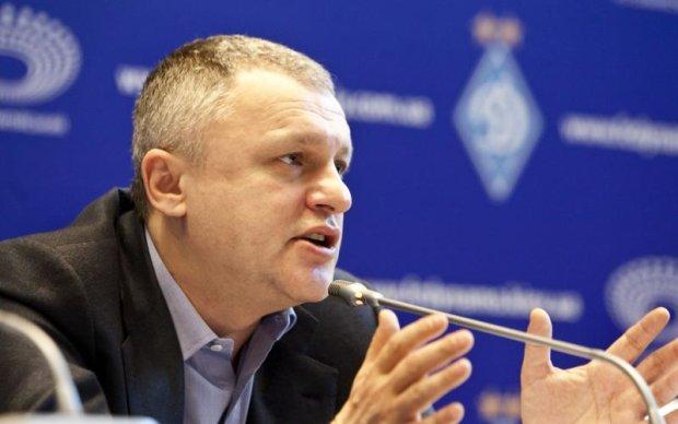 Президент Динамо розповів, які футболісти потрібні новому тренеру