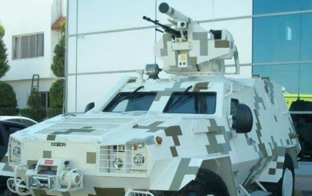 Бронемашини оснастять новим бойовим модулем