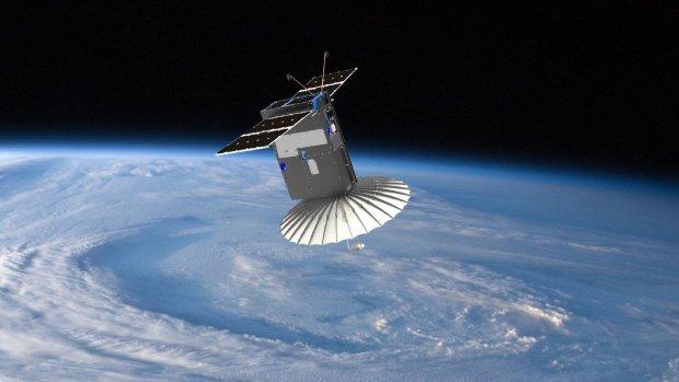 Крихітний супутник NASA передбачить появу стихійних лих