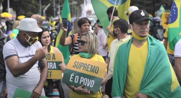 Бразилія, скріншот: Youtube