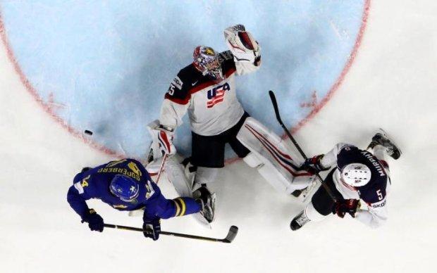 Букмекери вважають США фаворитом у матчі з Італією на ЧС-2017 з хокею