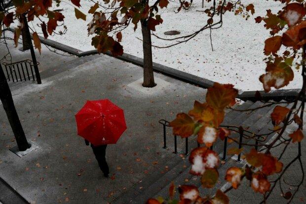 Прогноз погоды, фото: REUTERS