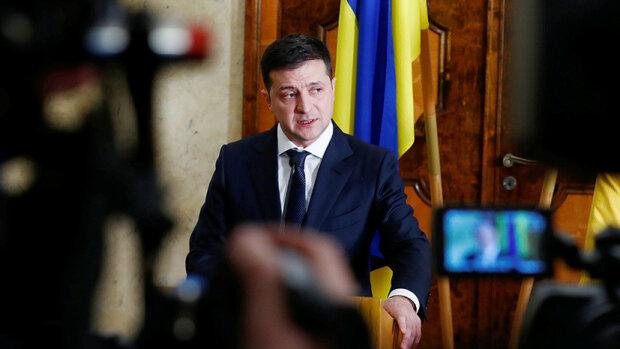 Владимир Зеленский, Народный Корреспондент
