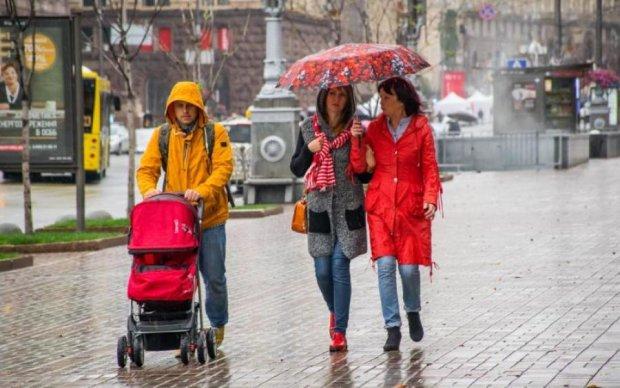 Погода на 13 травня: циклон зіпсує довгоочікуваний вихідний