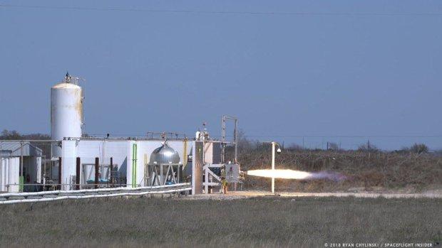 """У США запустили ракету з """"українським серцем"""": видовищні кадри випробувань"""