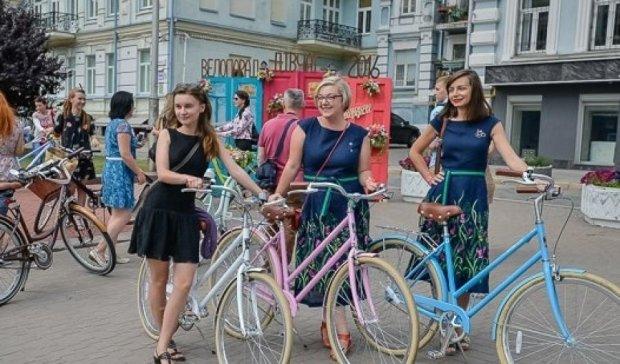 Киянки влаштували масштабний велопарад