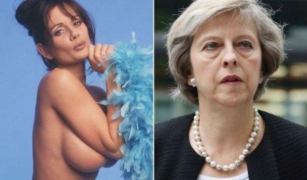 Нового премьера Великобритании перепутали с порноактрисой