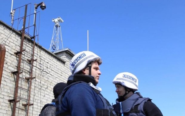 В ОБСЕ пожаловались на неадекватные обвинения боевиков