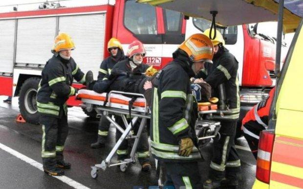 Литовец угнал ВМW и устроил кровавое ДТП: пострадали украинцы