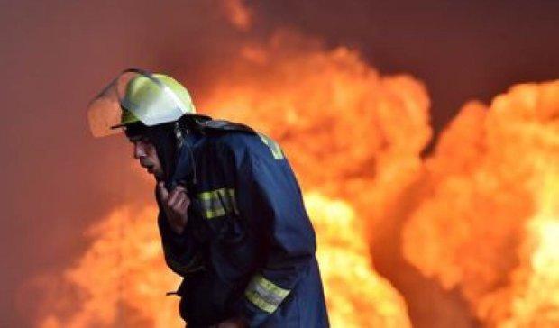 В Затоке сгорели два дома