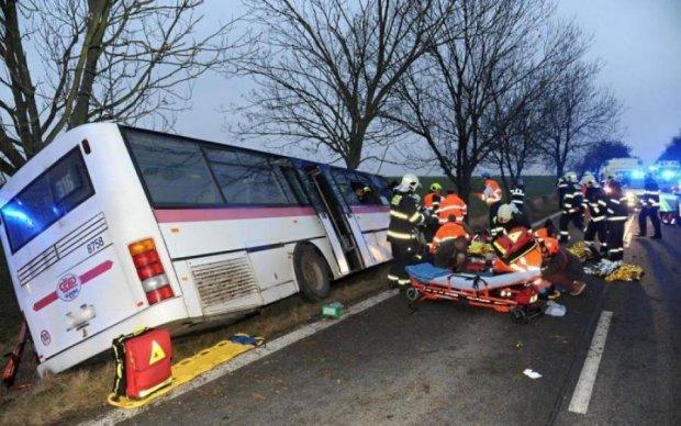 ДТП с украинцами в Европе: пассажиры рассказали о кошмаре на дороге