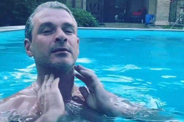 Арсен Мірзоян, скріншот з відео