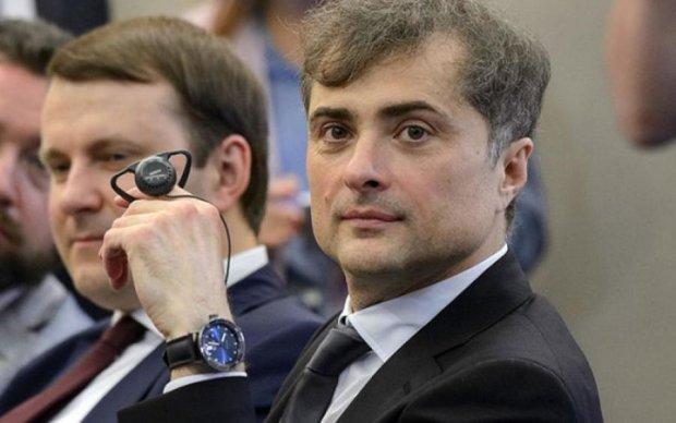 """Сурков розповів, про що """"брехав"""" Волкеру"""