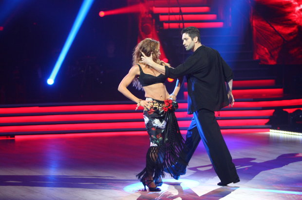 Оксана Марченко, Танцы со звездами