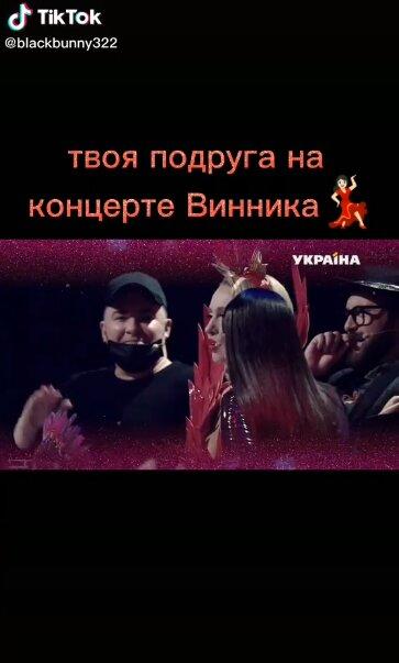Андрій Данилко, скріншот із відео
