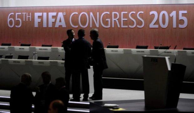 Футбольний функціонер з Ліберії претендує на пост глави ФІФА