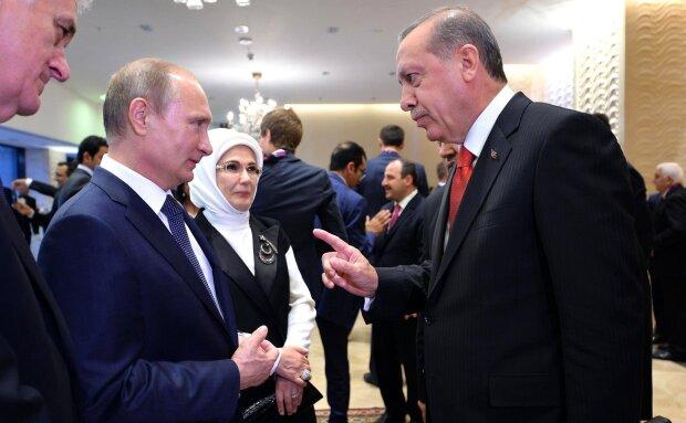 """Эрдоган помчался к Путину после авиаудара по турецким войскам в Сирии: """"Все очень серьезно"""""""