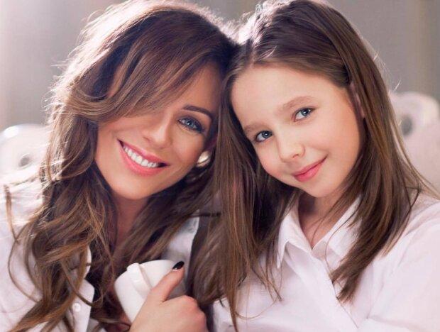 Юлія Началова з донькою, фото: clutch.ua