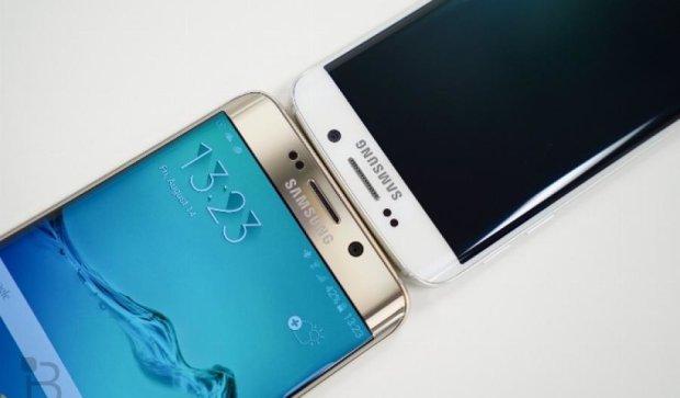 """Samsung Galaxy S7 edge """"засвітили"""" до презентації (відео)"""