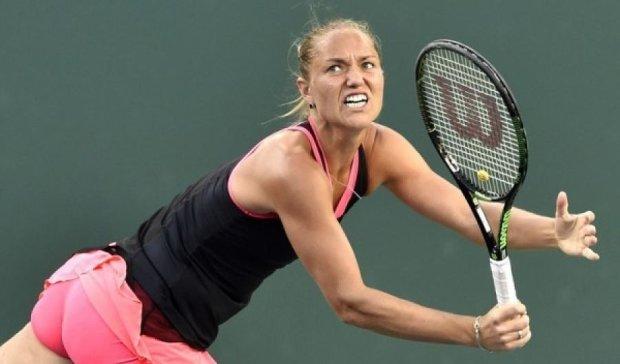 Українка Бондаренко в парі з німкенею вибула з турніру в Акапулько