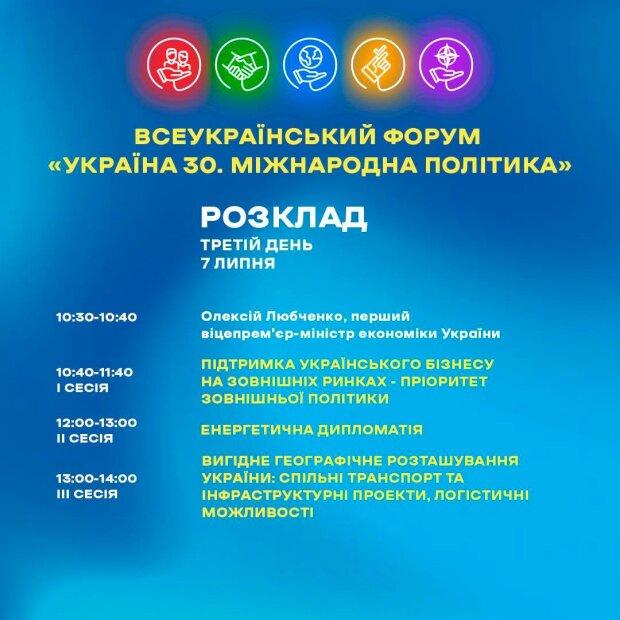 """""""Україна 30. Міжнародна політика"""" - скріншот"""