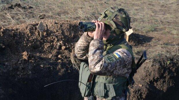 Путінські найманці провокують українських військових в районі Петрівського: ″Розрахунок збройних формувань РФ очевидний″