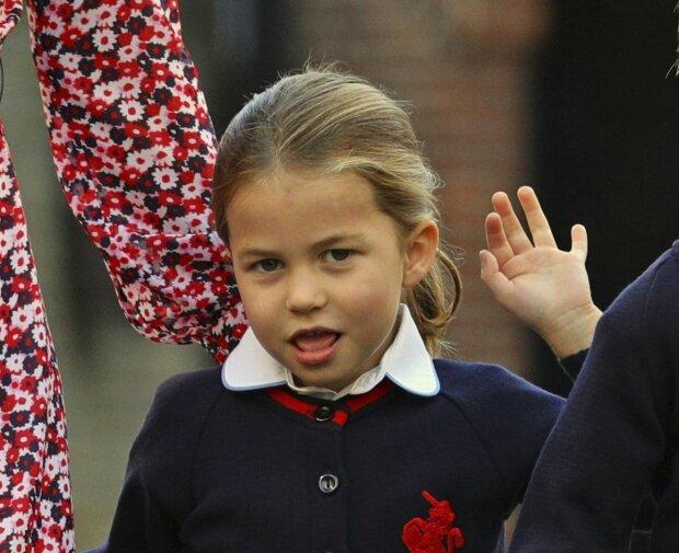 Принцеса Шарлотта проговорилась у школі: донька Міддлтон та принца Вільяма розкрила сімейний секрет