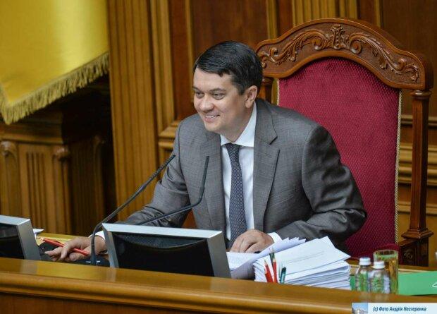 Верховная Рада, Дмитрий Разумков-фото ВРУ