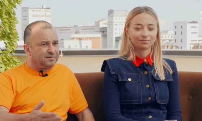 Катя Реп'яхова і Віктор Павлик / скріншот з відео