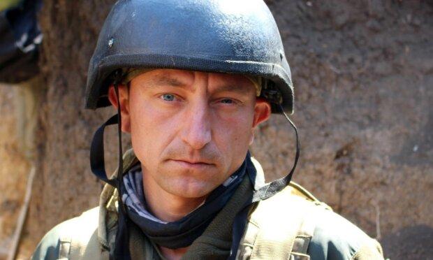Герой з Донбасу, фото: ООС