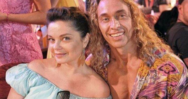 Королева и Тарзан, фото Instagram