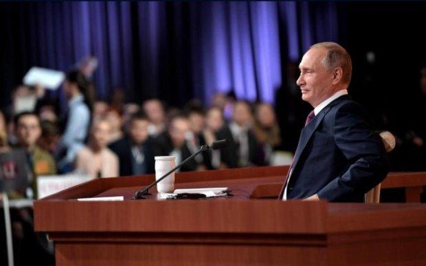 Британию бесит, как Путин защищается от санкций