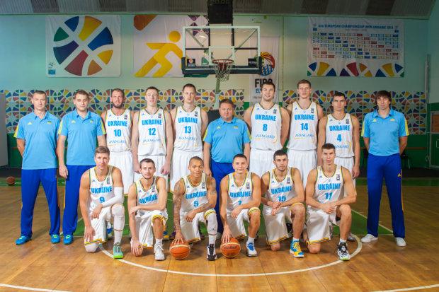 Стало известно, состоится ли баскетбольный матч Украина - Словения в условиях военного положения