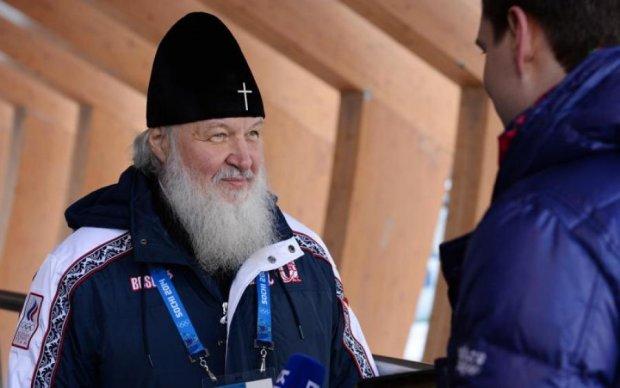 Патріарх Кирило - все: православний Чаплін вибовкав сенсацію