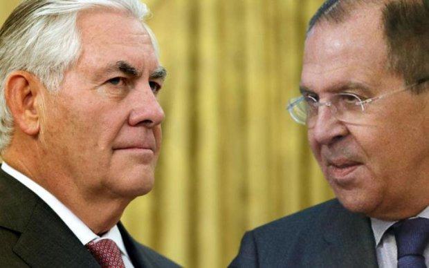 Лавров і Тіллерсон приступили до переговорів
