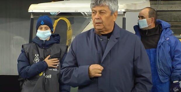 """Луческу говорит на украинском языке с игроками """"Динамо"""": """"Улавливают все"""""""