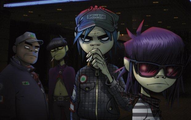 Gorillaz подражнили фанатів піснею з нового альбому