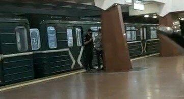 У харківському метро зачепер зі сталевими нервами змусив посивіти очевидців