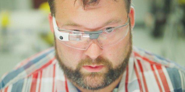 Ничего лишнего: Google создала AR-очки из палок