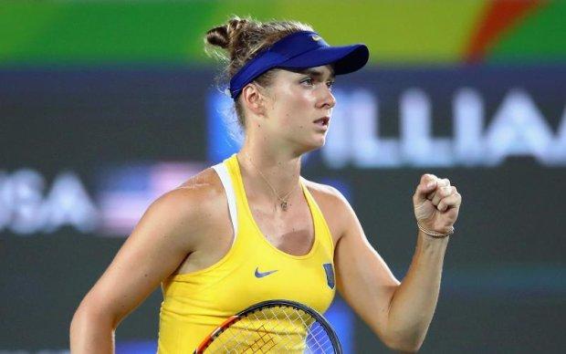 Українська тенісистка проходить до чвертьфіналу Ролан Гаррос