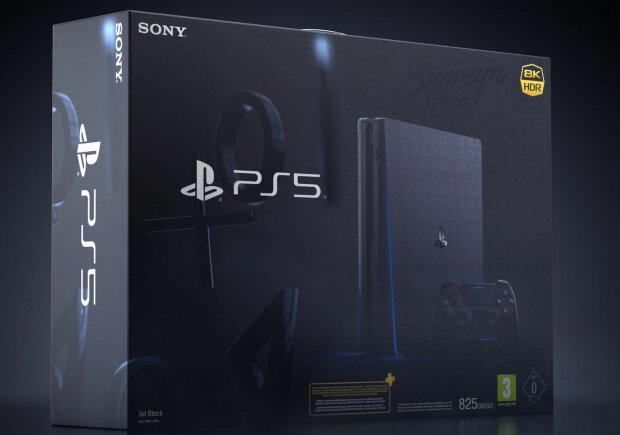 PlayStation 5 \\ фото Sony