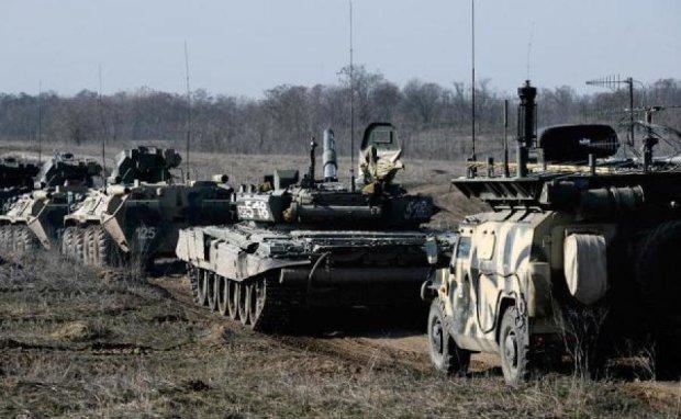 Генштаб відреагував на військові навчання в анексованому Криму