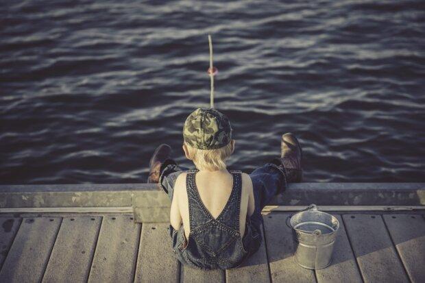 Маленький рибалка