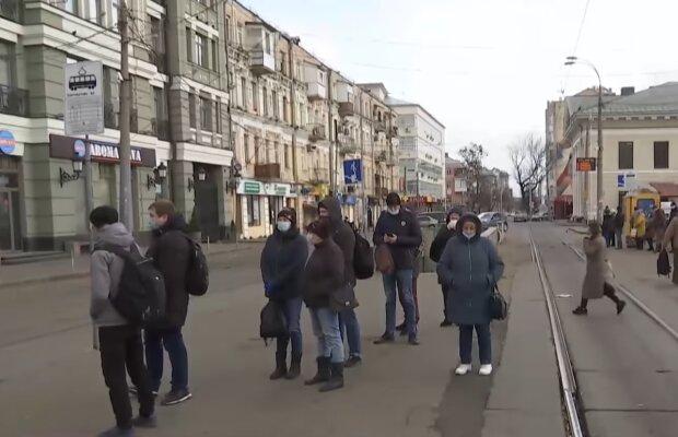 Карантин в Україні, фото: кадр з відео