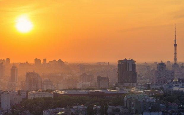 Украинцев порадует сухая и теплая погода