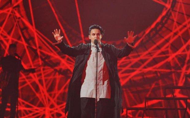 Евровидение-2018: Melovin уже в Лиссабоне