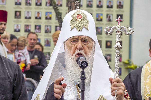 Томос для України: Філарет звернувся до московських попів